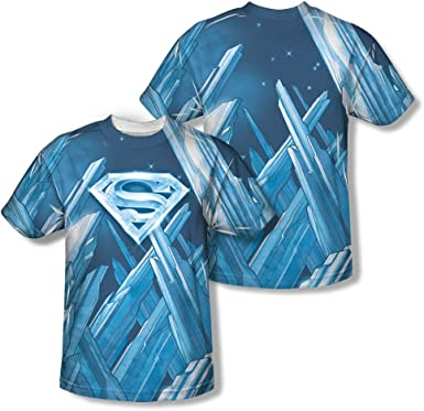Superman Solitude - Camiseta unisex para adulto sublimada para hombre y mujer, talla grande, color blanco: Amazon.es: Ropa y accesorios