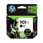 HP 901XL Black High Yield Original Ink Cartridge (CC654AN)