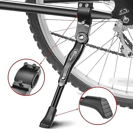 Fahrradständer Seitenständer Alu 26 Zoll Fahrrad Mountainbike Ständer *17