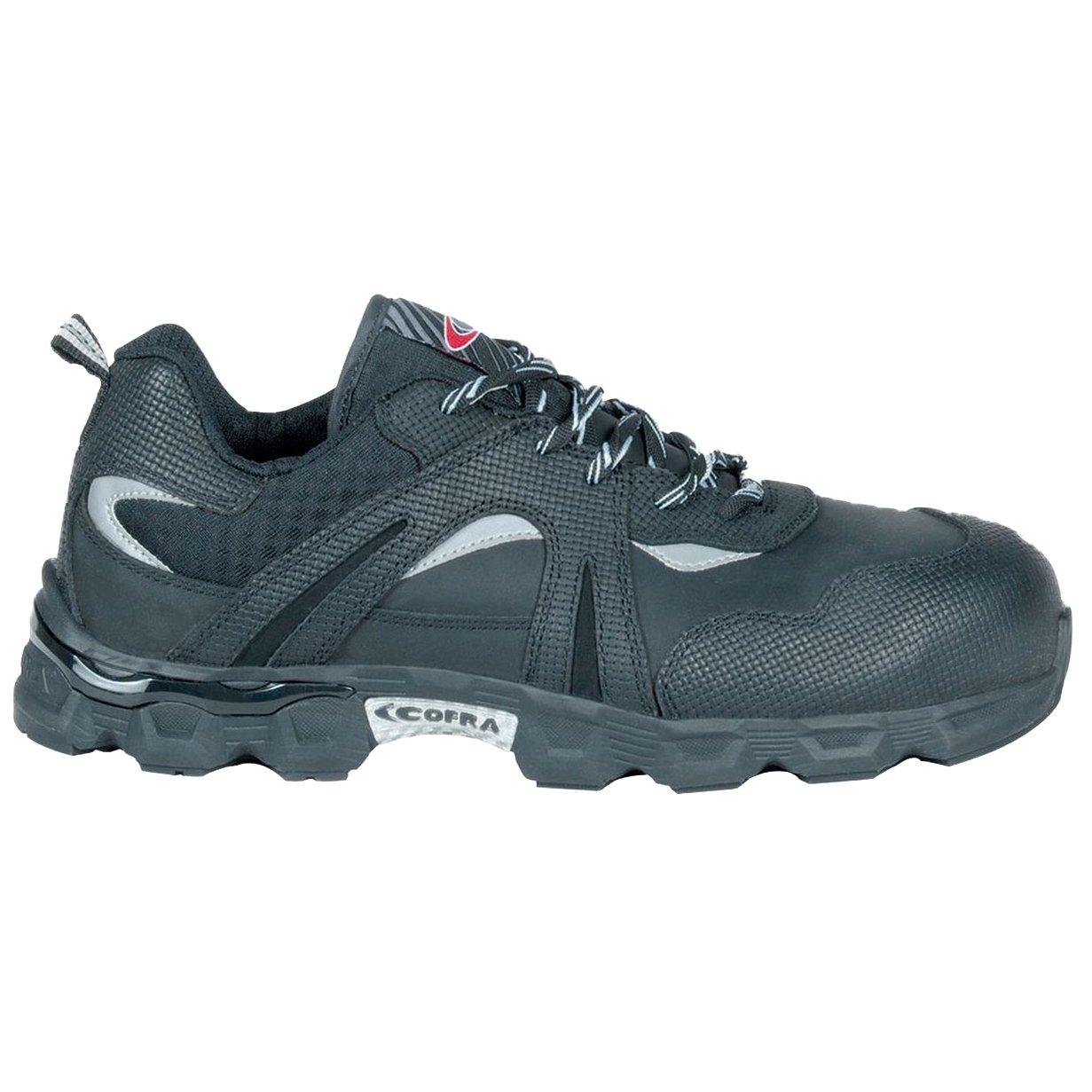 Cofra JE017/ /000.w42/Snowboard S3/SRC/ /zapatos de seguridad talla 42/NEGRO