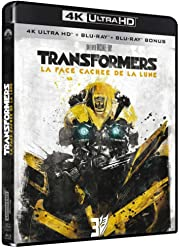Transformers 3 - La face cachée de la Lune [4K Ultra HD