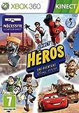 Kinect héros : une aventure Disney Pixar [Importación francesa]
