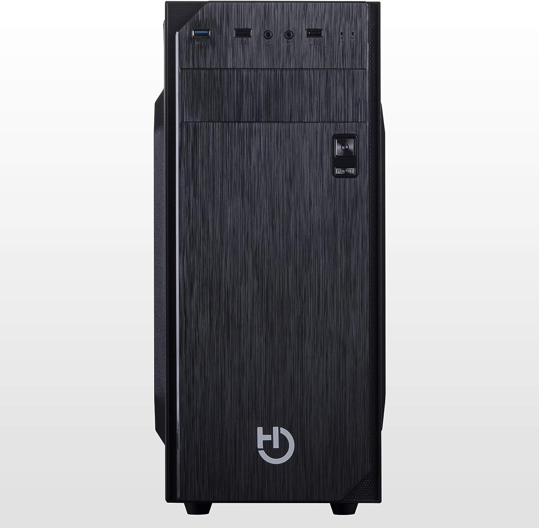 Hiditec Pack Torre de PC TAC03 y Fuente de Alimentación TFX 300W ...