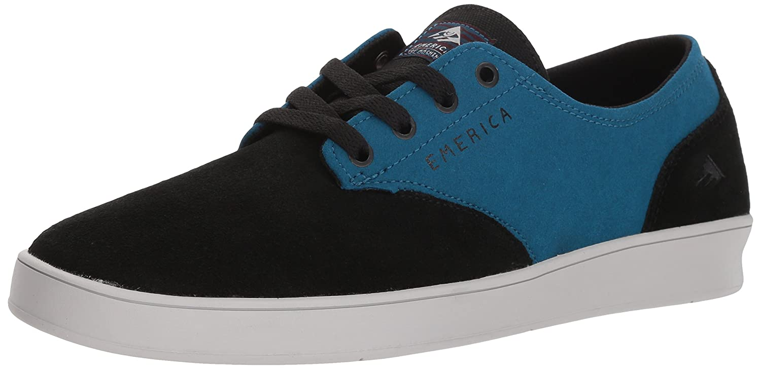 Emerica Men\'s The Romero Laced Skate Shoe Toy Machine