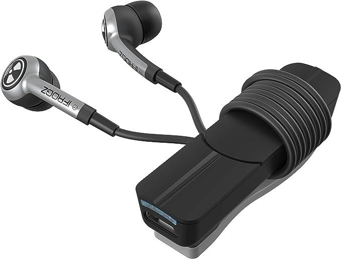ifrogz Plugz Ecouteurs sans fil Bluetooth Gris