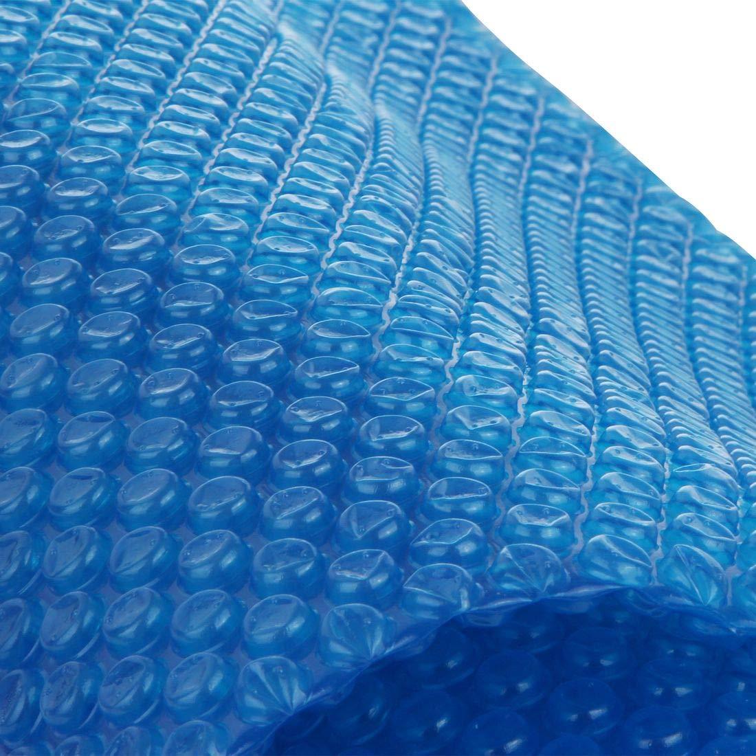Blueborn Solarplane SC-3x2 rechteckige Solarabdeckung 300x200 cm 300 /µm dicke Solarfolie Poolheizung
