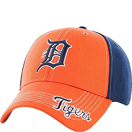 5a3d94e368a Image Unavailable. Image not available for. Color  Fan Favorite MLB Detroit  Tigers Revolver Cap Hat by