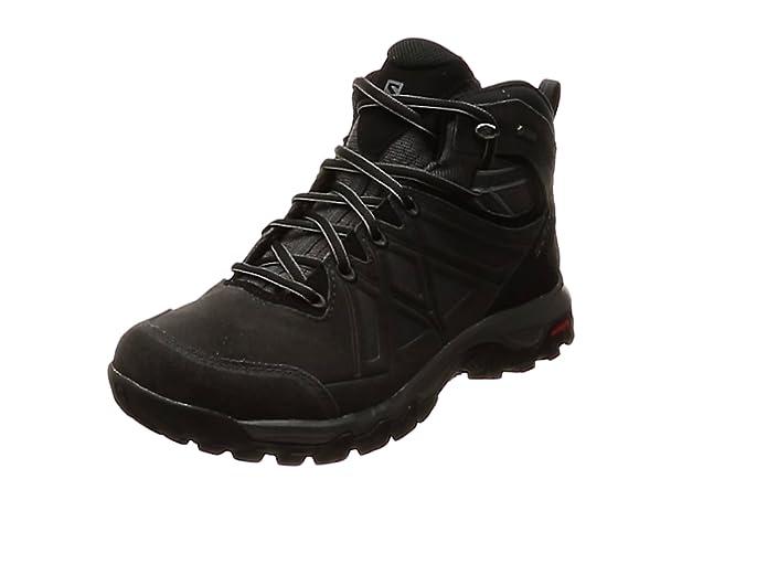 Salomon EVASION 2 MID LTR GTX Gr 46 Goretex Outdoor Schuhe