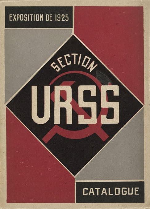 ALEXANDER RODCHENKO samfme ruso URSS 1925 constructivismo la ...