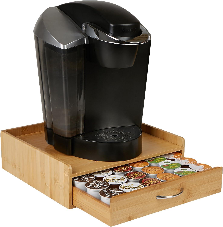Mind Reader 36 Capacity K-Cup Single Serve Coffee Pod Storage Drawer...