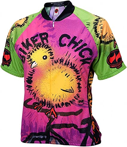 World Jerseys American Biker Chick Womens Cycling Jersey bike bicycle