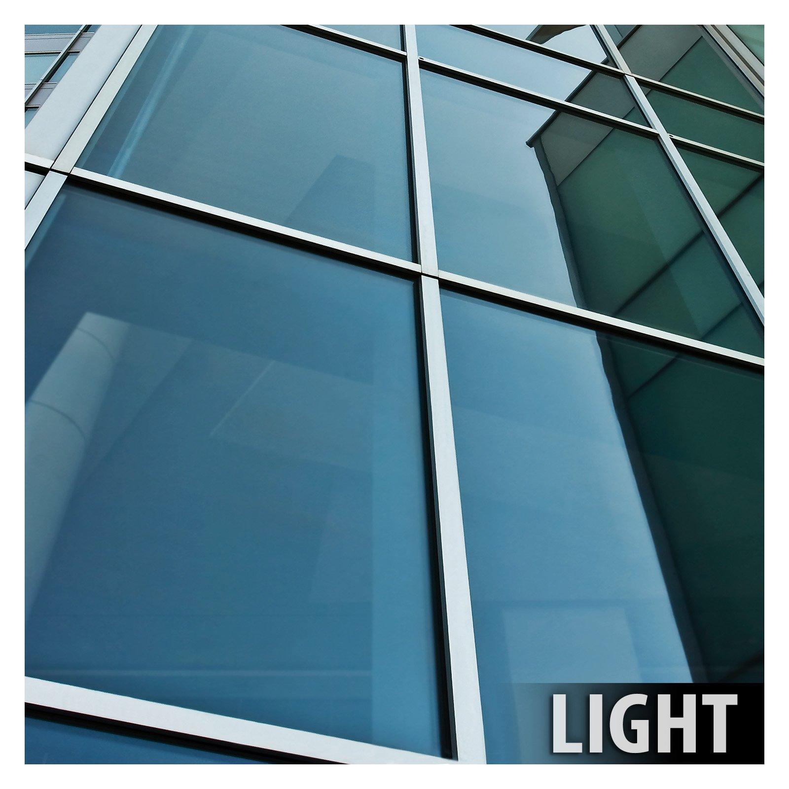 BDF NA50 Window Film Sun Control and Heat Rejection N50, Black (Light) - 36in X 50ft