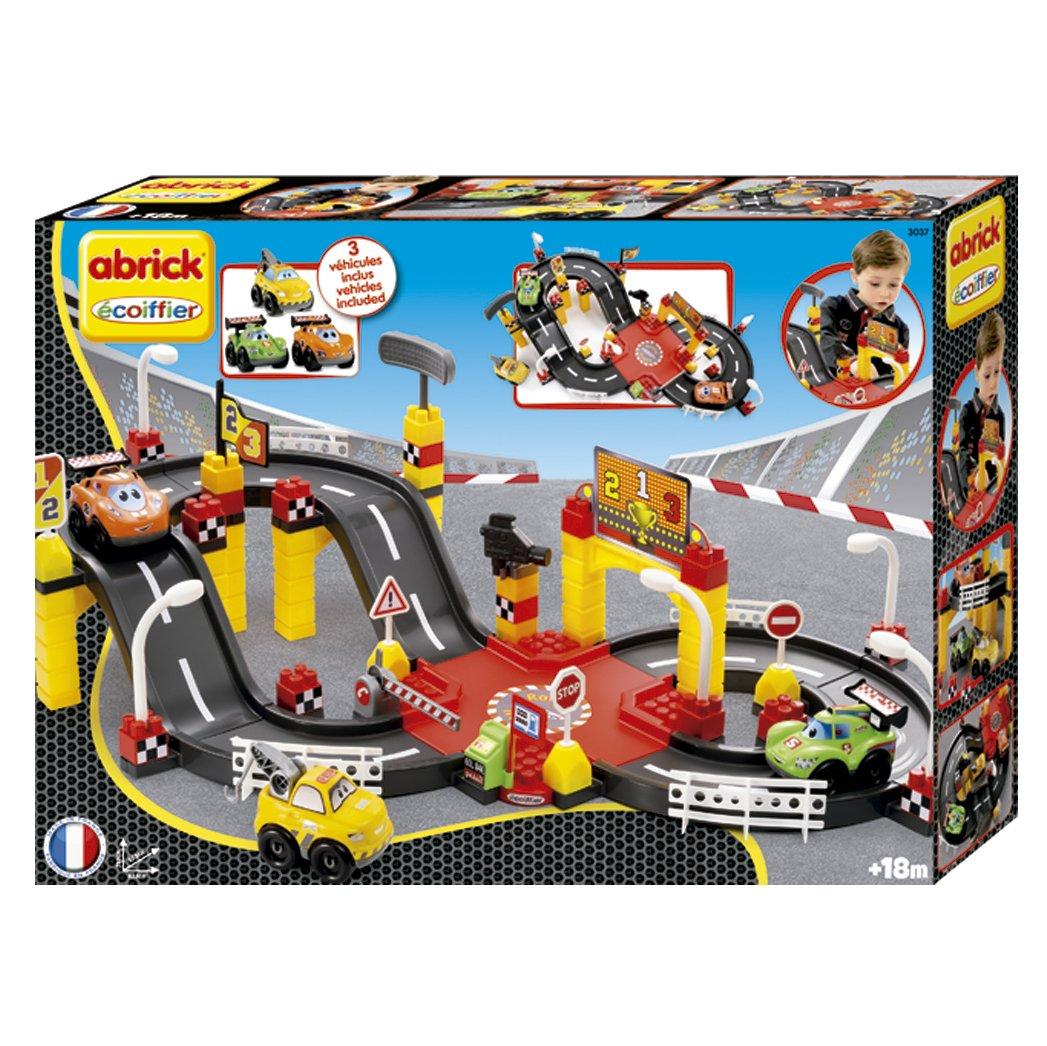 Jouets Circuit Super Abrick 3037 Ecoiffier 8 K1cuFTlJ3