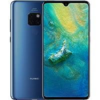 "Huawei Mate 20 - Smartphone (128 GB/4 GB RAM, 6.53"" FHD 381 PPI+ Huawei Kirin 980, SIM Doble), Azul - Versión internacional]"