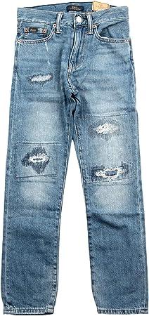 Brand: Ralph Lauren Childrenswear,Prodotto: Jeans,Denim,Modello: 323710840,Colore: Denim