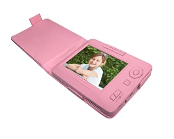 sungale td350a 35 inch digital photo album pink