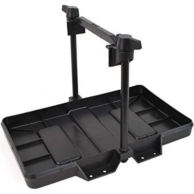 Attwood 9091-5 Battery Tray, 27 series, Black: Sports & Outdoors