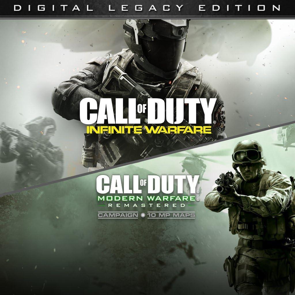 Amazon Call Of Duty Infinite Warfare