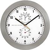 Hama 00092645 orologio da parete cwa100 casa e for Orologio da parete radiocontrollato