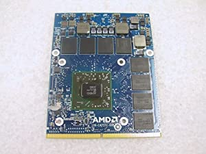 Dell Precision M6700 2GB AMD FirePro M6000 Video Card FHC4H / 216-0835033