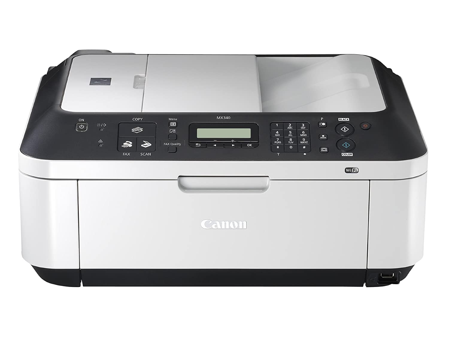 CANON PRINTERS MX340 TREIBER WINDOWS 8