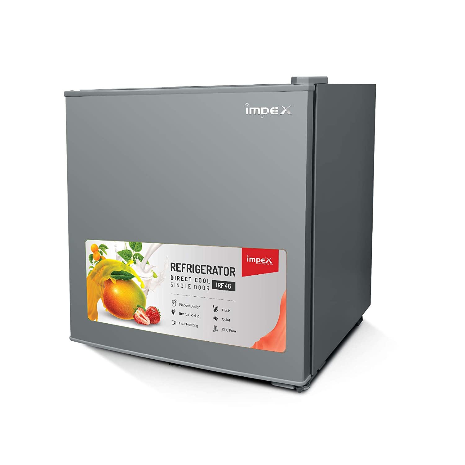 Impex Single Door Minibar Refrigerator