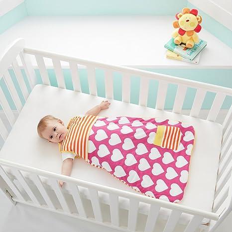 Amazon.com: Grobag Baby Sleeping Bag - Pocketful of Love 2.5 Tog (18-36 Months): Baby