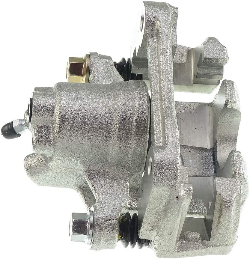 Set of 2 Rear Brake Caliper Assembly Compatible with Toyota Camry 2002-2006 Solara 2004-2008 Avalon 2005-2007