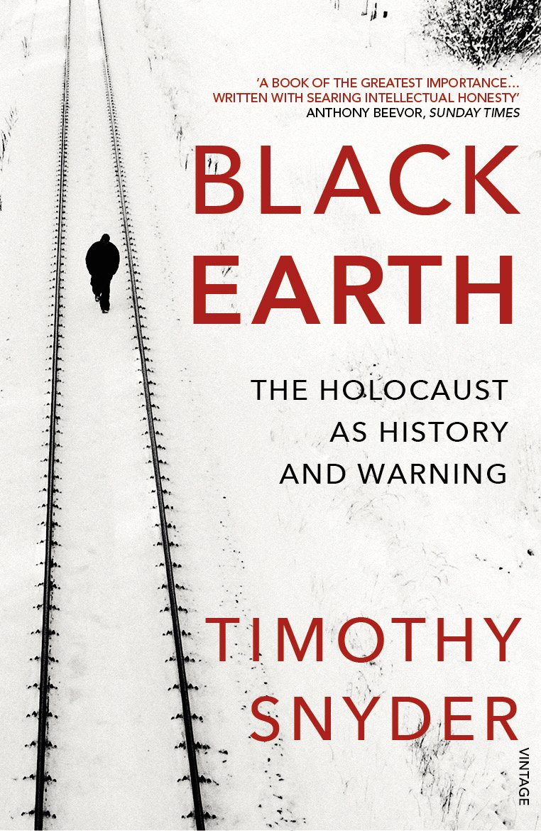Black Earth: The Holocaust as History and Warning PDF