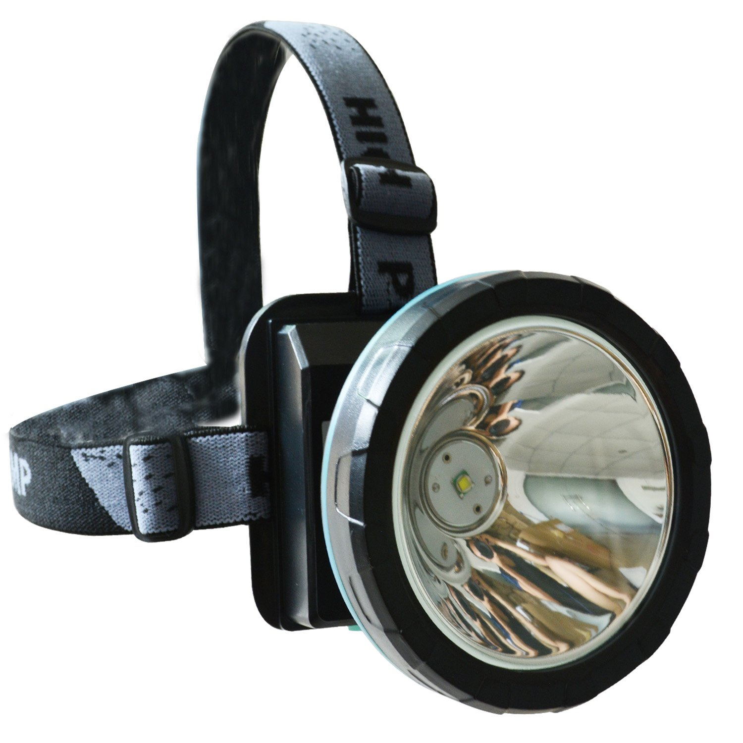 Odear Lie Wang Headlamp Rechargeable LED Flashlight for Mining,Camping, Hiking, Fishing by ODEAR