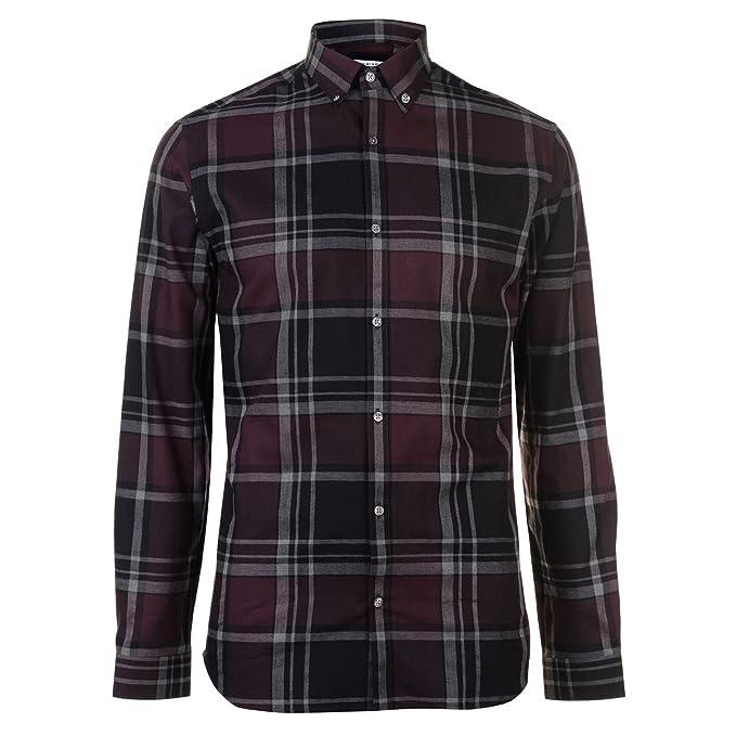 accogliente fresco prezzo basso modellazione duratura Jack and Jones Mens Prom Party Long Sleeve Shirt - Multicoloured ...