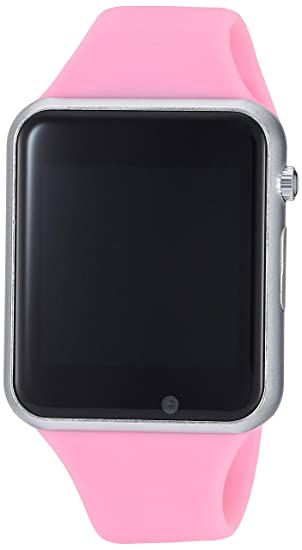 Girls Womensmart Watch PLYSIN Bluetooth Touch Screen Smartwatch Unlock Cell Phone Sim 2G GSM Camera Sleep Monitor, Push Message, Anti Lost Etc Men ...