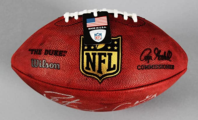 Peyton Manning   Archie Manning Signed Offical Duke Football - COA Beckett  at Amazon s Sports Collectibles Store a2a894f76