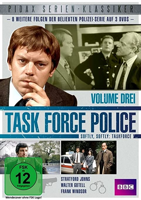 Task Force Police, Vol. 3 Softly, Softly: Task Force / Weitere 8 ...
