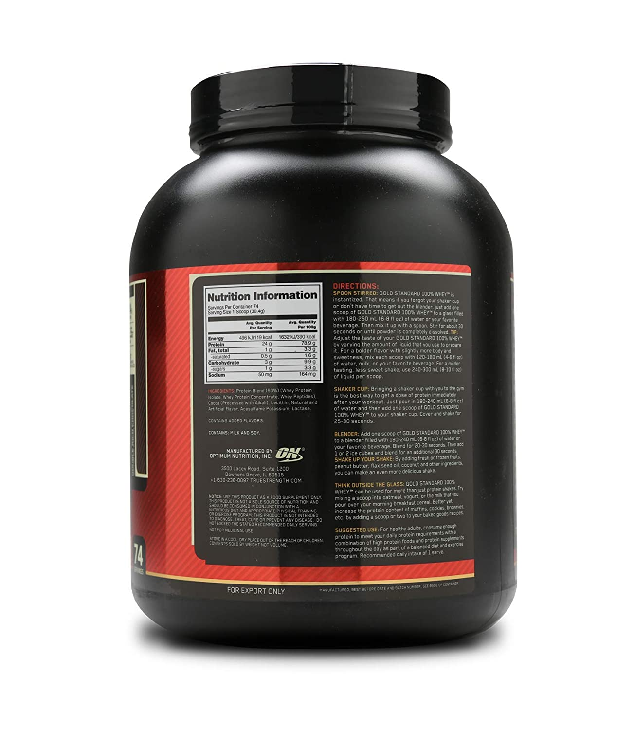 One nutrition protein