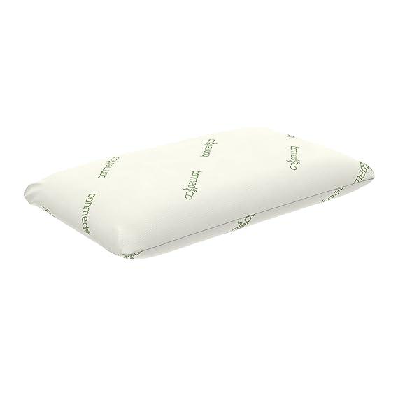 Amazon.com: bonmedico Supreme almohada, Viscoelástico ...