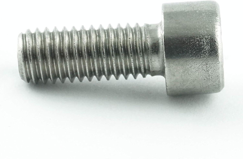 Eisenwaren2000 - Zylinderkopf Schrauben ISO 14579 rostfrei Zylinderschrauben mit Innensechsrund TX M6 x 40 mm DIN 912 Gewindeschrauben Edelstahl A2 V2A 10 St/ück