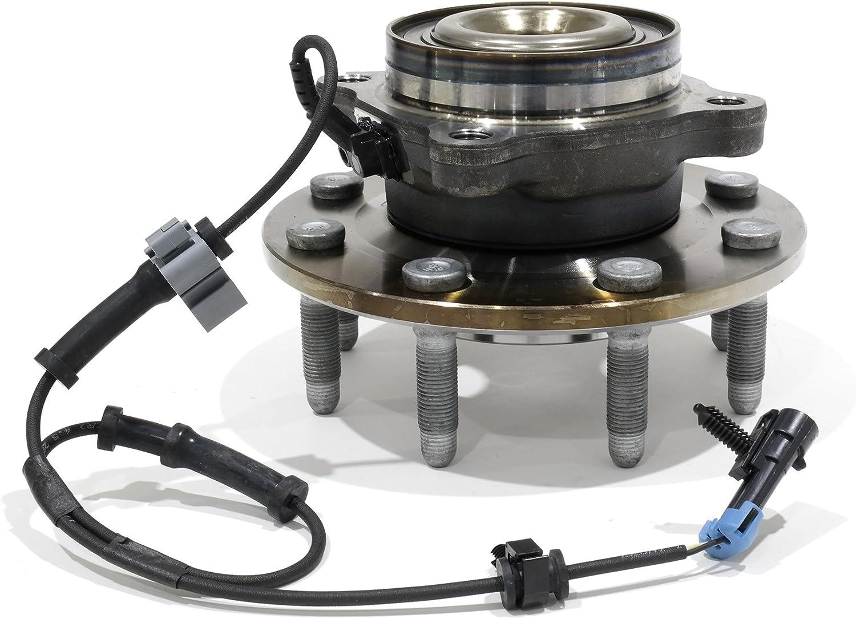 OEM NEW Front Wheel Hub /& Bearing Right or Left 07-08 Sierra 3500 HD 22740470