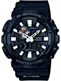 Casio G-Shock Herrenuhr Analog/Digital mit Resinarmband – GAX-100B