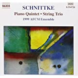 Schnittke : Quintette avec piano - Trio pour cordes