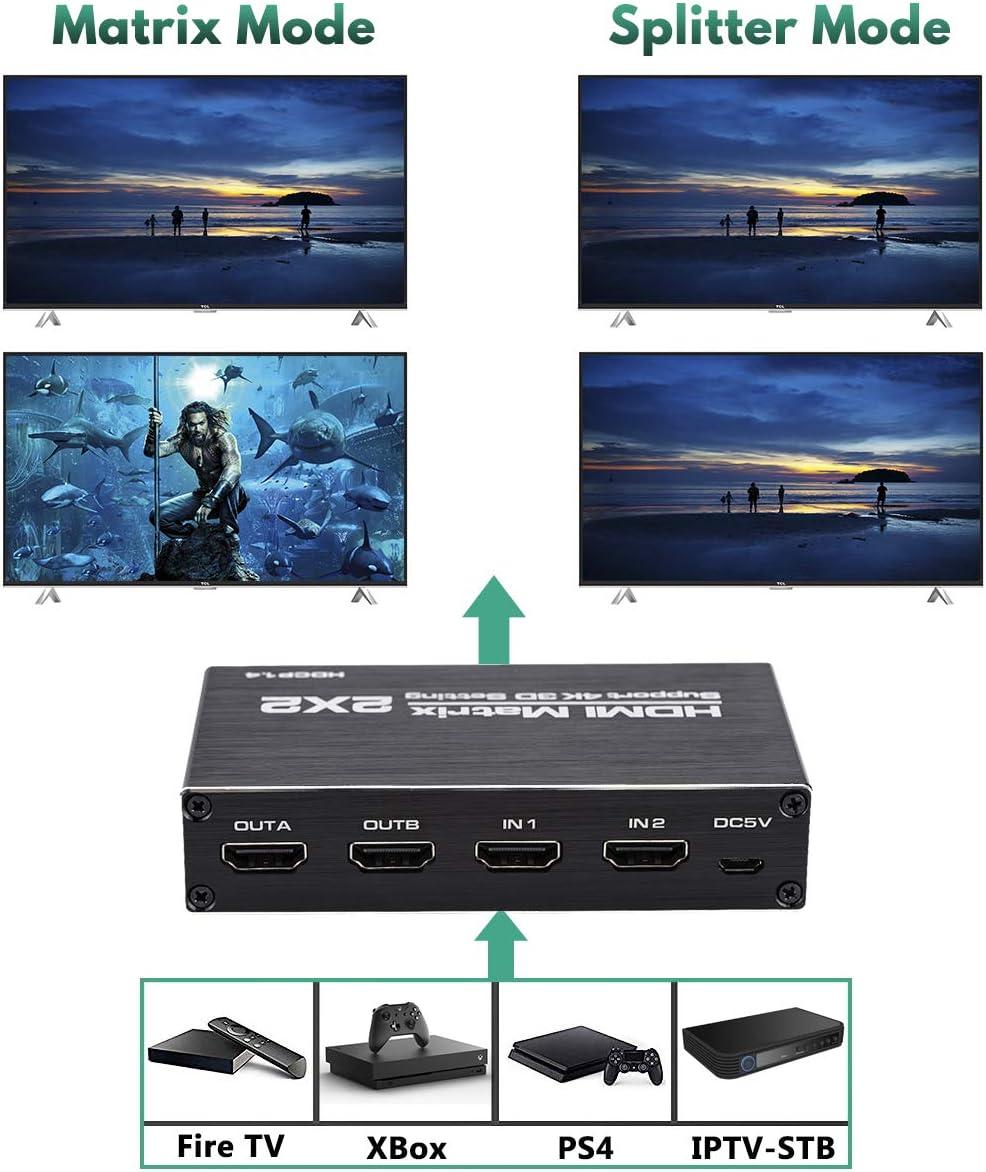 1080P HDMI 2.0 Support Ultra 4K HDR,4Kx2K@60Hz HDCP 1.4 HDMI ...