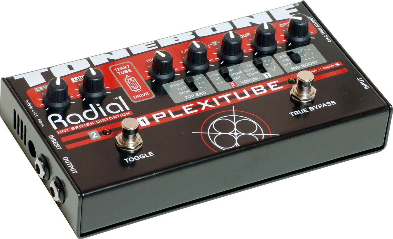 Radial ラジアル 2CH真空管ディストーション Tonebone Plexitube 【国内正規輸入品】 B003VUU2ZE