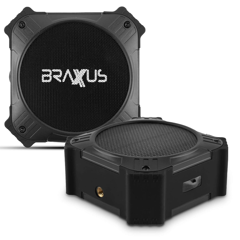 Braxus Solar Portable Bluetooth Speaker