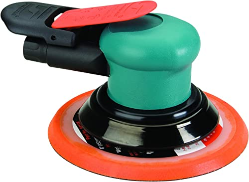 Dynabrade, 56830, Air Random Orbital Sander, 0.28HP, 6 In.