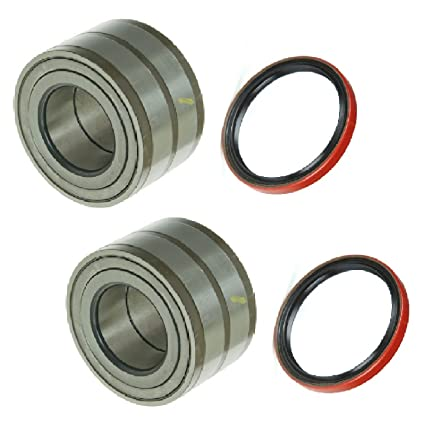Amazon Com Pair Front Left And Right Wheel Bearing Seal