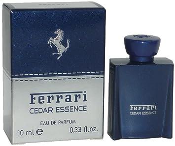 Amazoncom Ferrari Cedar Essence For Men Eau De Parfum Splash