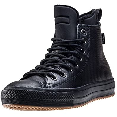 21bb15c56009 Image Unavailable. Image not available for. Color  Converse Chuck Taylor All  Star 2 Boot HI Black Black Black ...