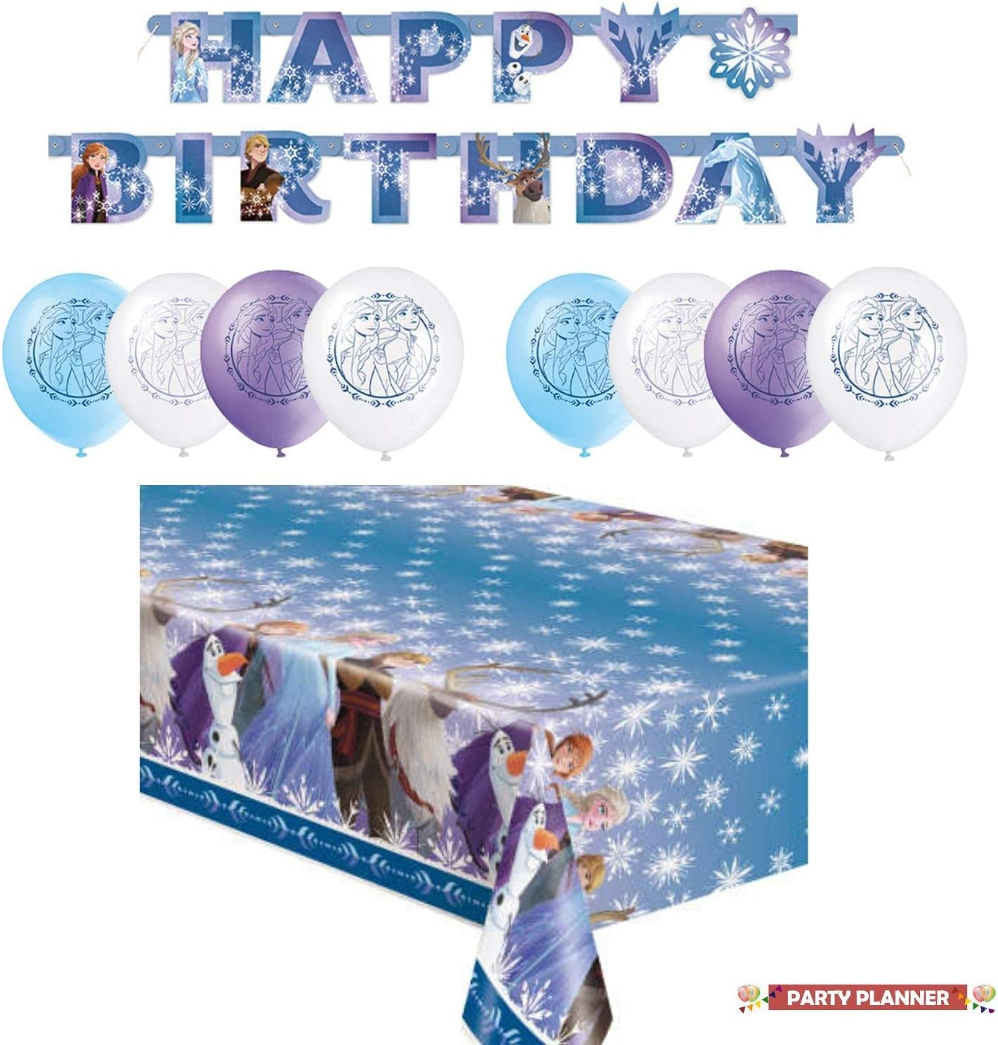 Loot Goody Bags 8 Guests Frozen Favors Frozen Party Supplies for Birthday or Any Party Mega Mix Value Pack Favors Authentic Licensed