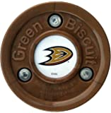 Green Biscuit Original Puck, NHL Puck (Team Choice)