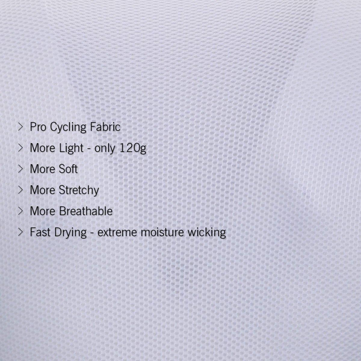 Wulibike Conjunto Maillot Bicicleta Hombre Verano Ropa Carretera Corta MTB Traje Ciclismo Equipos